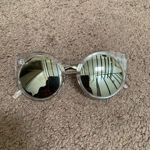 Quay Cat Eye Sunnies